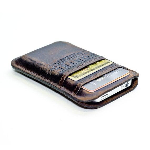 Retro Modern iPhone Case