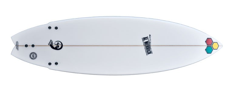 The Warp by Al Merrick Surfboards