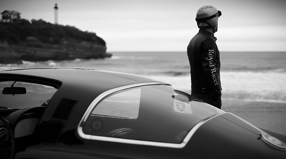 Wheels and waves weekend in Biarritz