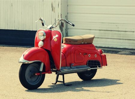 Zundapp Bella 450x330 - 1957 Zundapp Bella Scooter