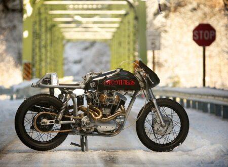 custom harley motorbike 4 450x330 - War Crimes Harley Custom by Super Rat