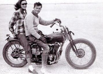 Don & Marge Fera Bob Magill Harley JDH