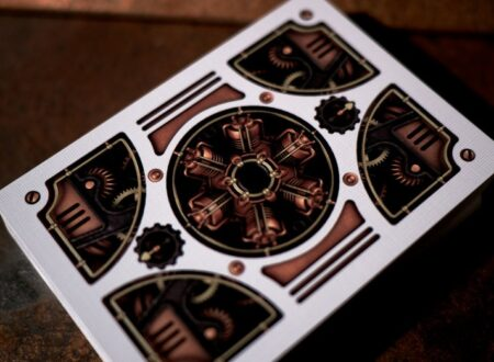 steampunk Playing Cards 450x330 - Mechanical Playing Cards
