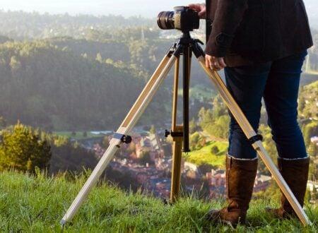 wood camera tripod f73e 450x330 - The Expedition Wooden Tripod