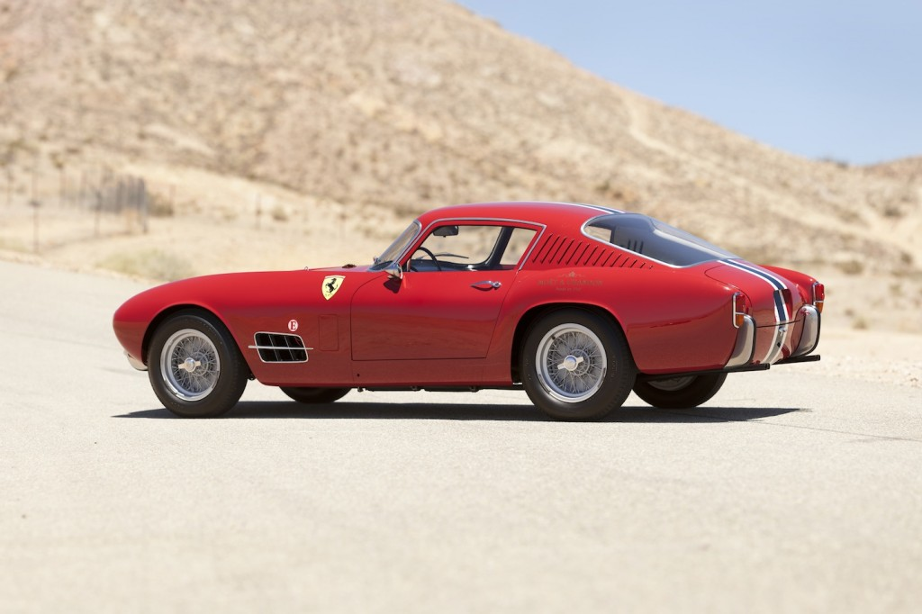 1956 Ferrari 250 GT Berlinetta Tour de France Scaglietti 4 1024x682 1956 Ferrari 250 GT Berlinetta Tour de France