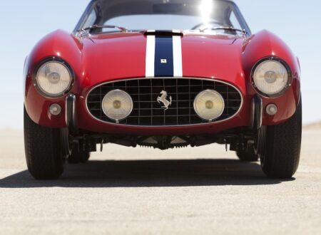 1956 Ferrari 250 GT Berlinetta 'Tour de France' Scaglietti 5
