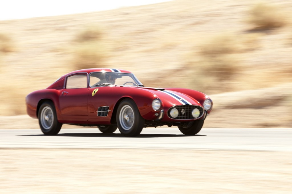 1956 Ferrari 250 GT Berlinetta Tour de France Scaglietti 8 1024x682 1956 Ferrari 250 GT Berlinetta Tour de France