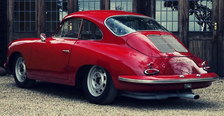 1965 Porsche 356C Carrera 1965 Porsche 356C Carrera GT