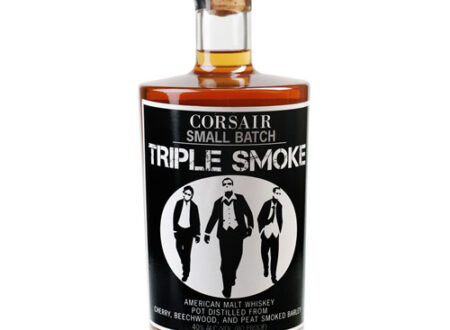 Corsair Triple Smoke Single Barrel