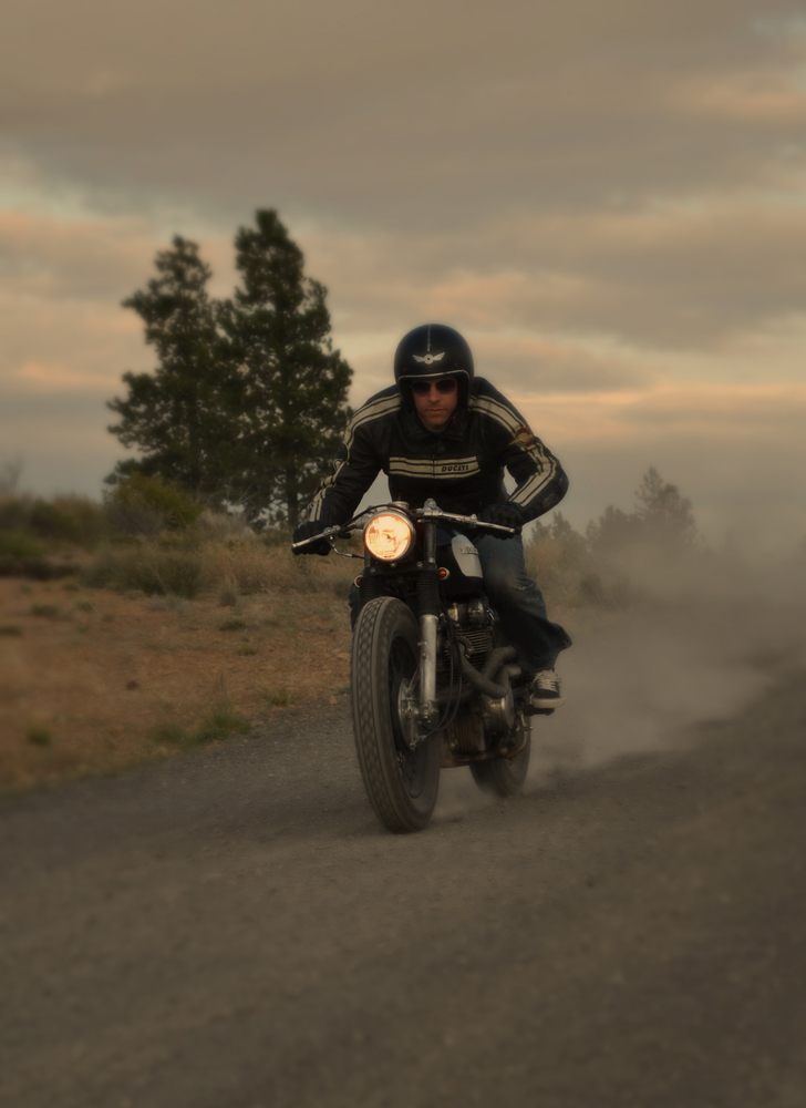 Honda CL450 by Spin Cycle Industries 2