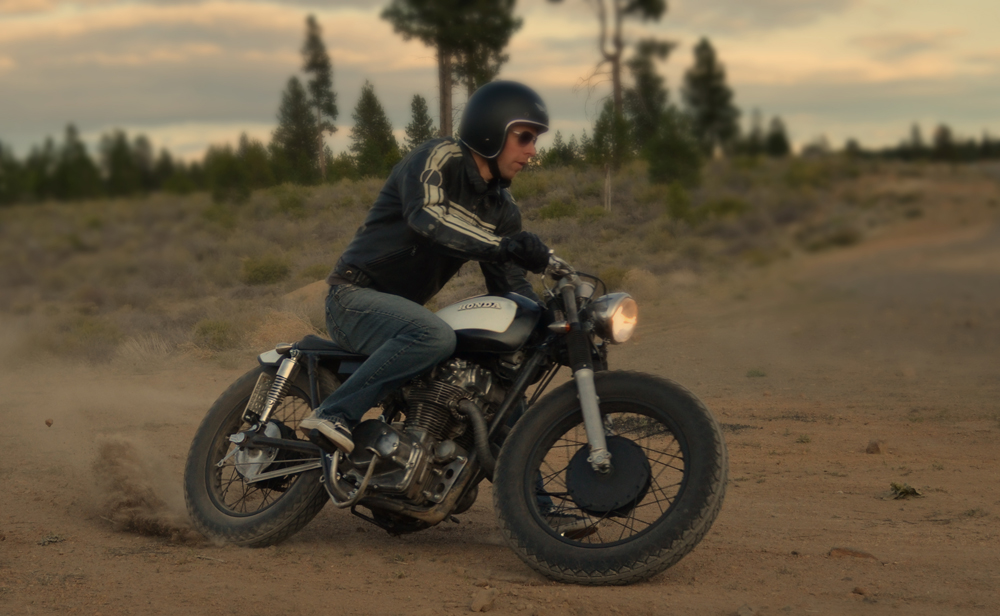 Honda CL450 by Spin Cycle Industries 3
