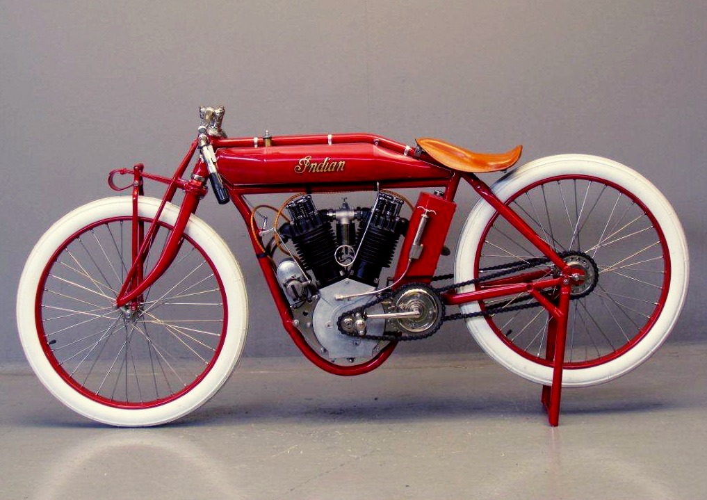 Indian 1913 8 Valve Boardtrack Racer 5