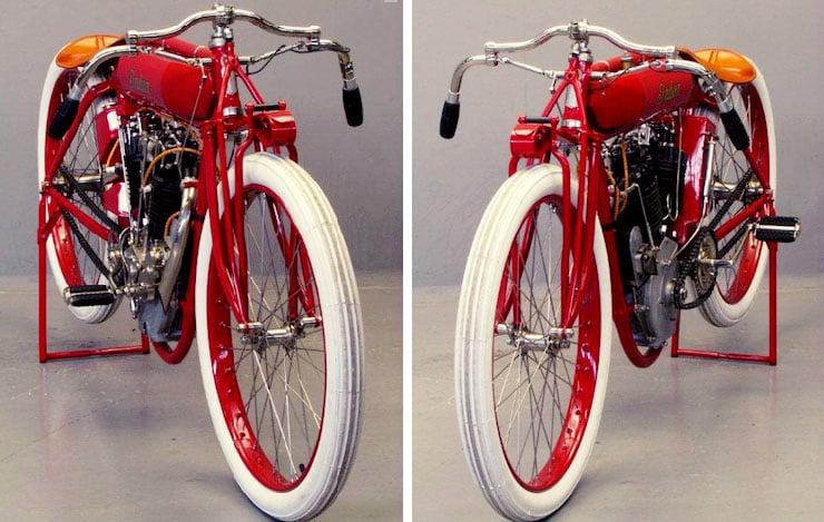 Indian 1913 8 valve boardtrack racer 8 1913 Indian Boardtrack Racer