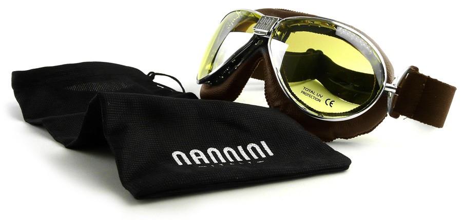 Nannini TT Motorcycle Goggles 1