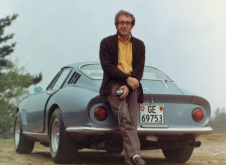 Peter Sellers and his wicked Ferrari 275 GTB in 1965 450x330 - Peter Sellers and his Ferrari 275 GTB