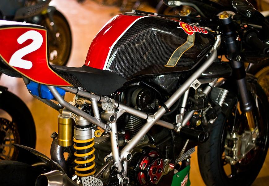 Radical Ducati 10 Radical Ducati