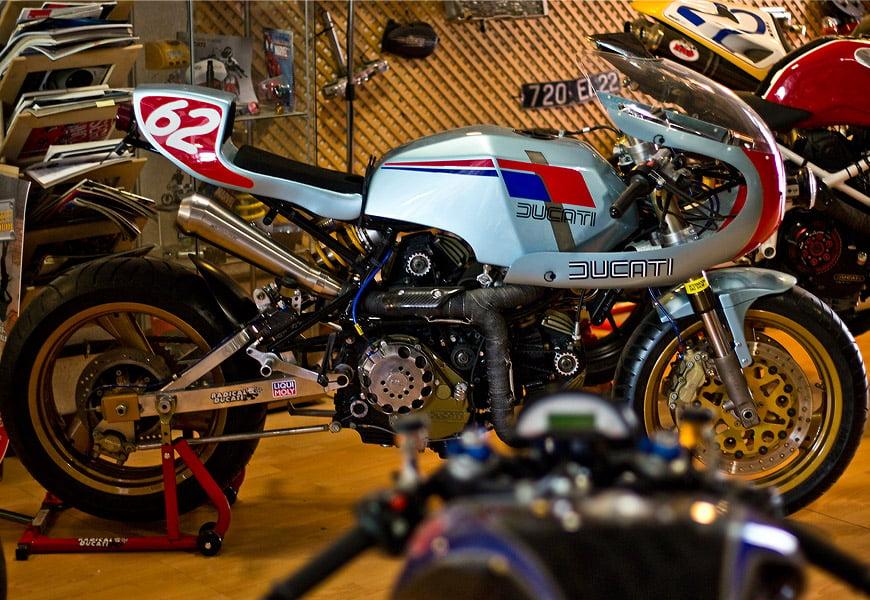 Radical Ducati 156 Radical Ducati
