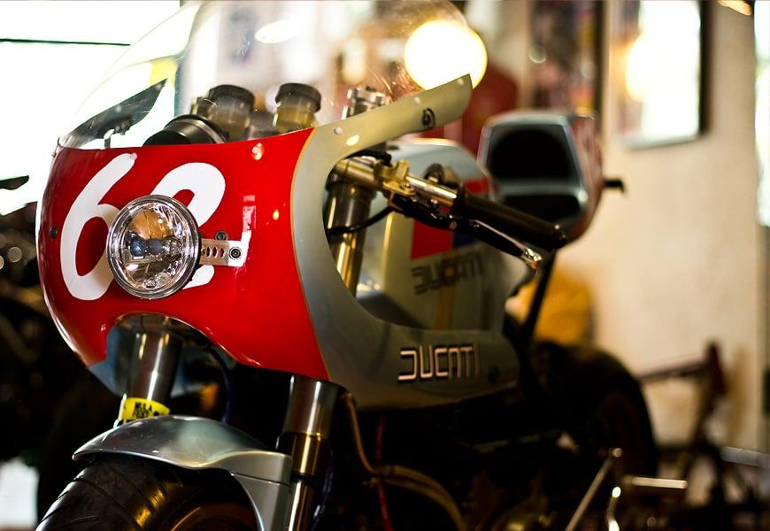 Radical Ducati 17 Radical Ducati
