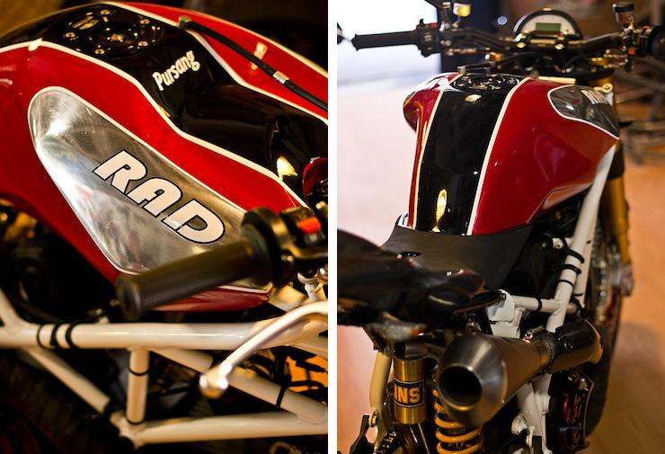 Radical Ducati 9898898 Radical Ducati