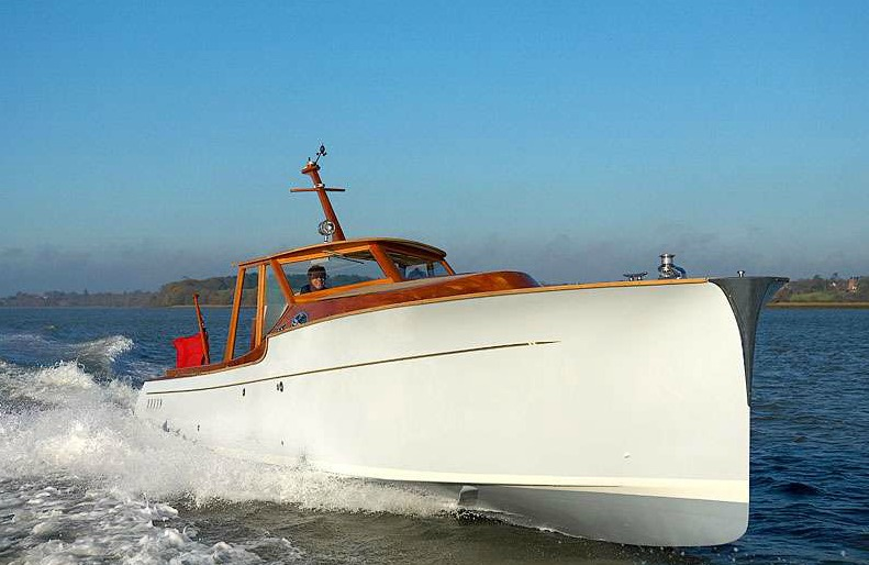Spirit Yacht P40 1