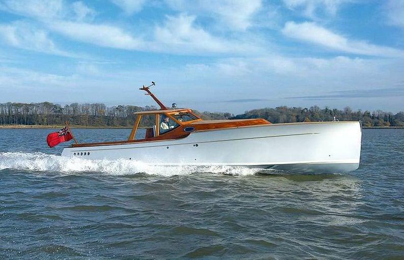 Spirit Yacht P40 2