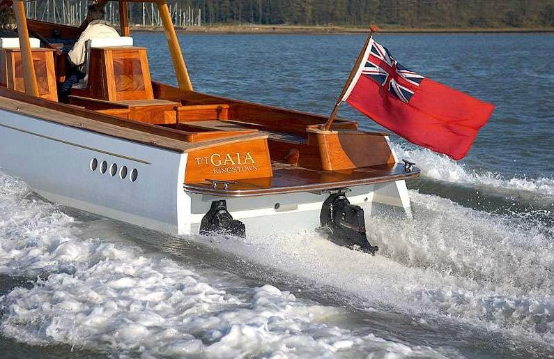 Spirit Yacht P40 3