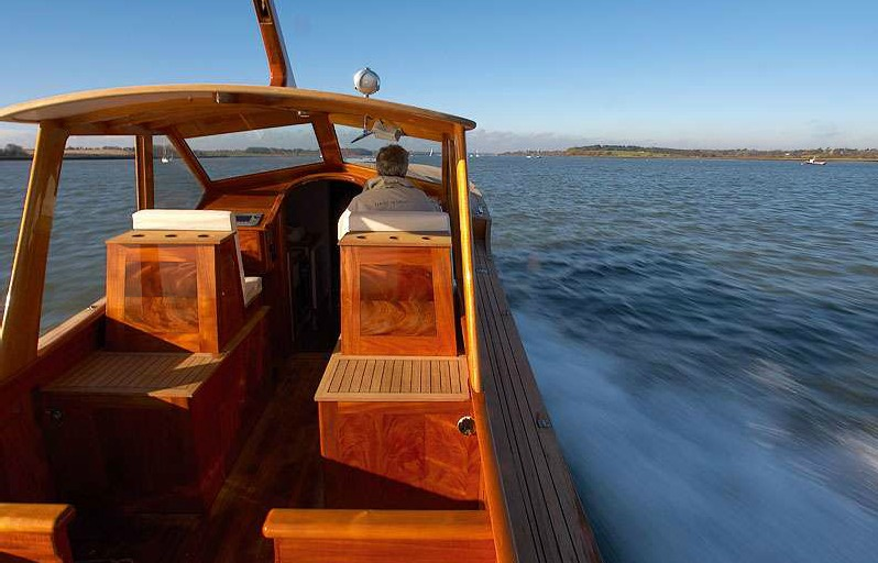 Spirit Yacht P40 4