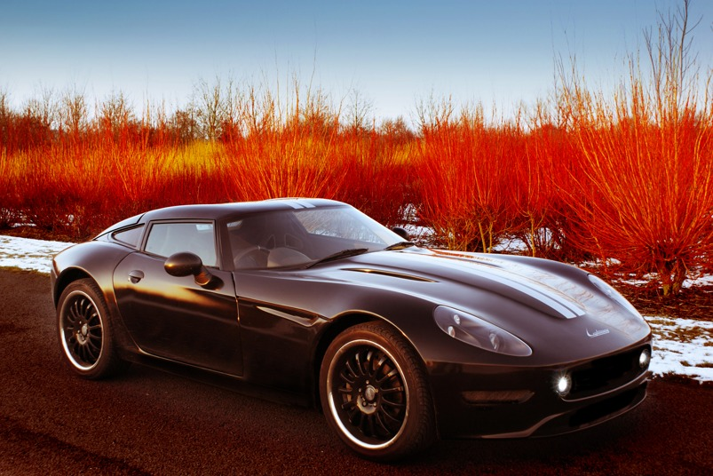 The Lightning GT 3