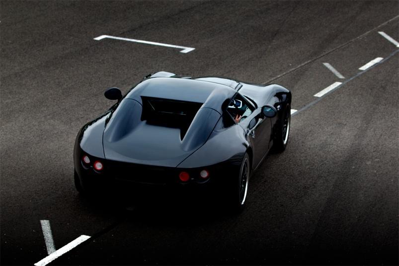 The Lightning GT