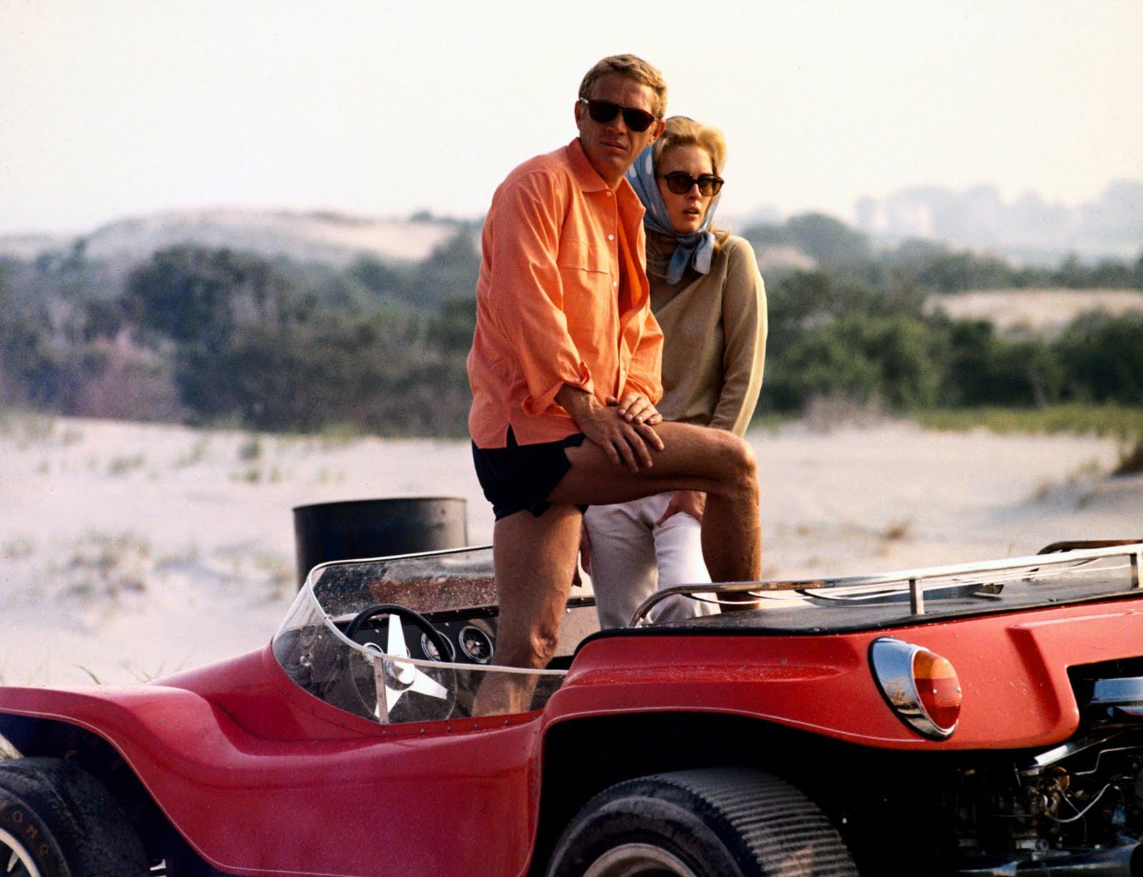 Thomas Crown 1968 35color+car+crop Steve McQueens Beach Buggy