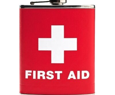 first aid flask 400x330 - First Aid Flask