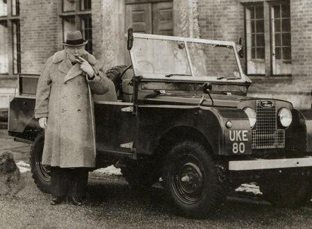 winston churchill land rover 450x330 - Winston Churchill's Land Rover