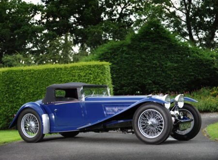 1935 Riley Kestrel