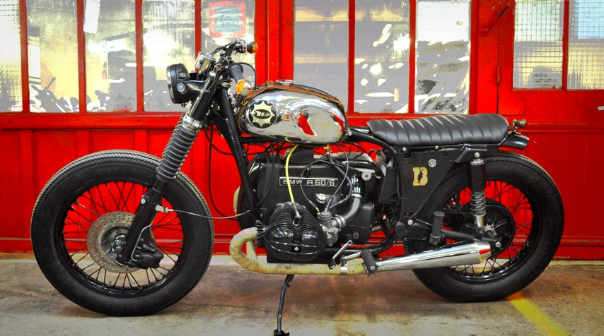 BMW R60:6 BSW by Blitz Motorcycles 5