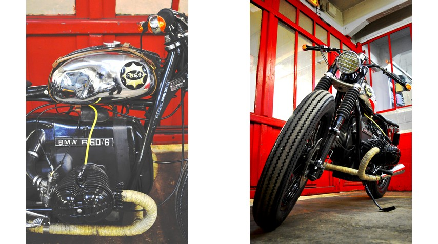 BMW R60:6 by Blitz Motorcycles 3