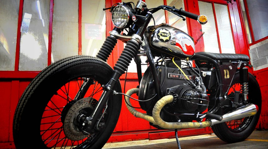 BMW R60:6  by Blitz Motorcycles 6