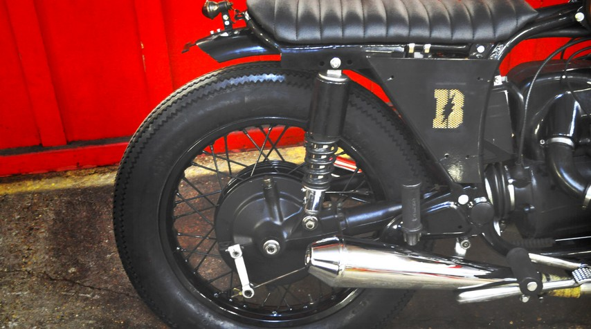BMW R60:6  by Blitz Motorcycles 8