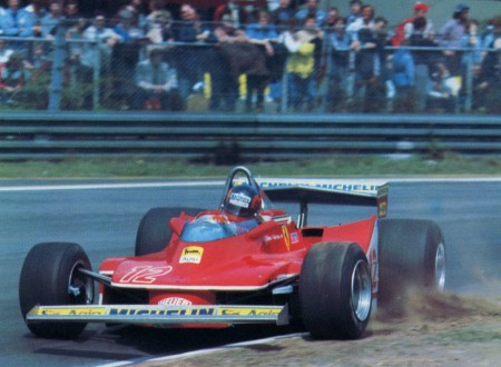 Gilles Villeneuve in 1979 450x330 - Gilles Villeneuve Rallying