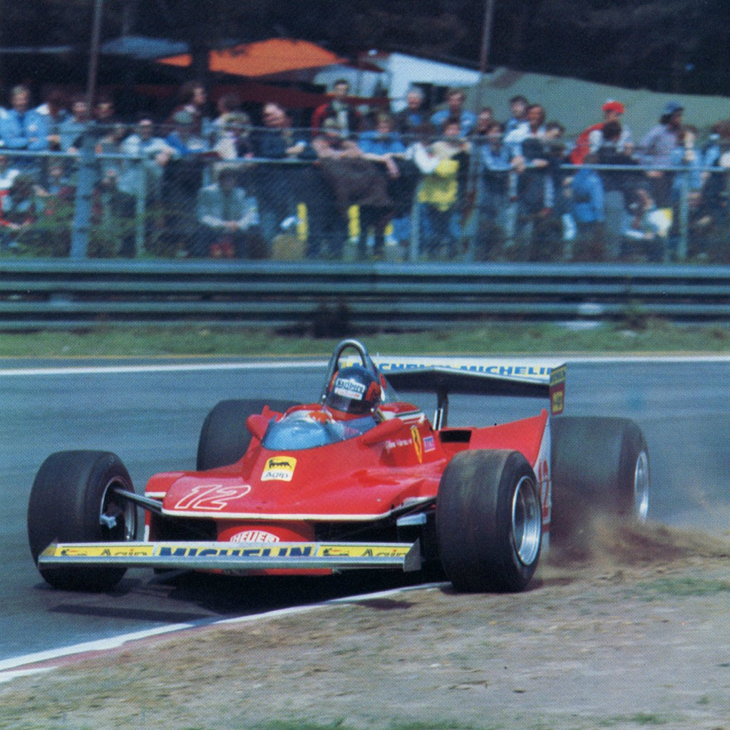 Gilles Villeneuve in 1979