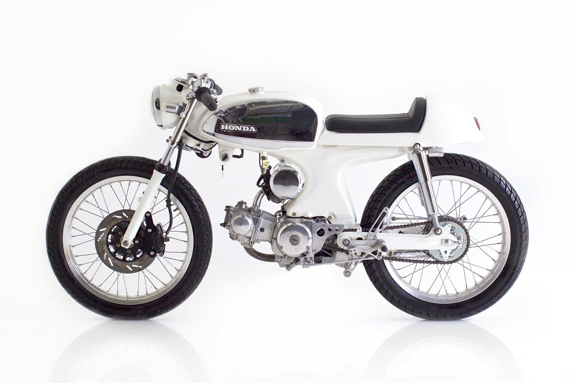 Cafe Racer Motorcycles Melbourne