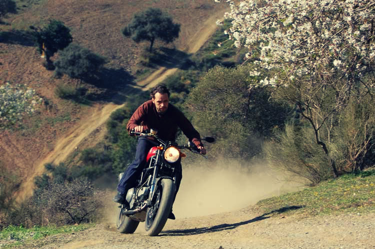 JvB moto Ducati Scrambler JvB moto Ducati Scrambler