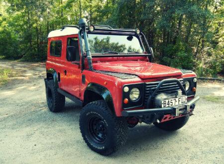 """Land Rover Defender 90 2 450x330 - 1980 Land Rover Defender 90"""""""