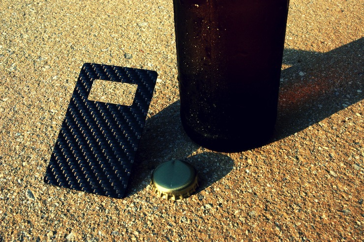 Leverage Carbon Fibre Bottle Opener 3