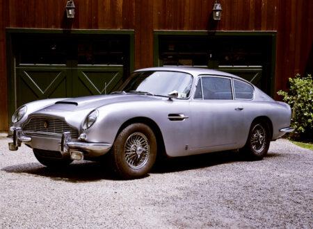 Lot 439A 1967 Aston Martin DB6 Saloon 450x330 - 1967 Aston Martin DB6