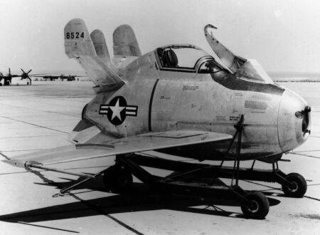 McDonnell XF 85 Goblin 450x330 - McDonnell XF-85 Goblin