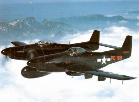 North American F 82 Twin Mustang 1 450x330 - North American F-82 Twin Mustang