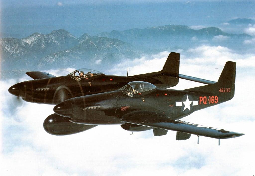 North American F-82 Twin Mustang 1