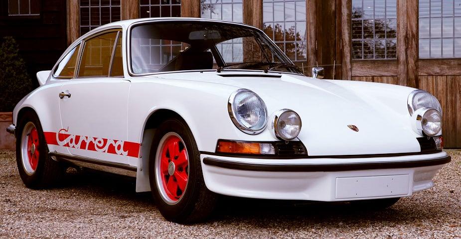 Porsche 911 Carrera 2.7 RS Touring 2 Porsche 911 Carrera 2.7 RS Touring