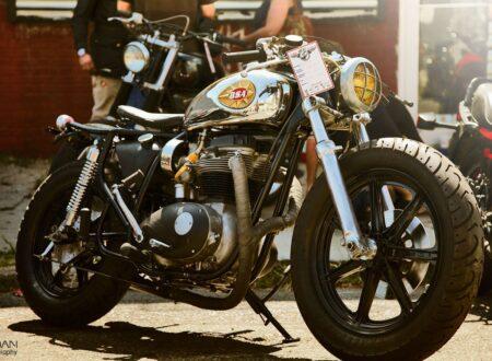 Steampunk BSA  450x330 - Vintage BSA