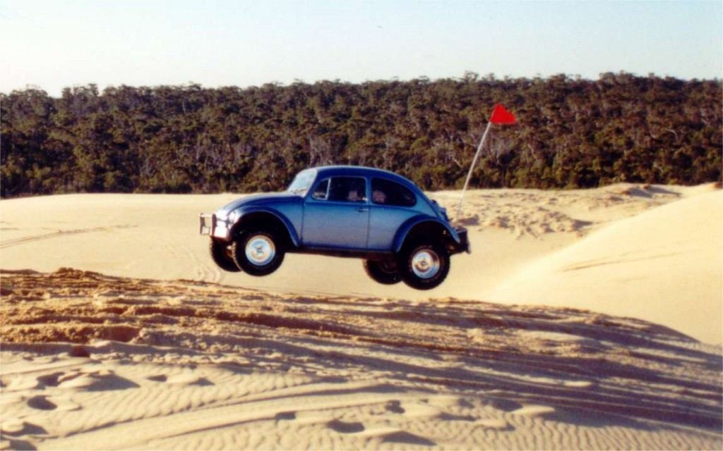 VW baja 2